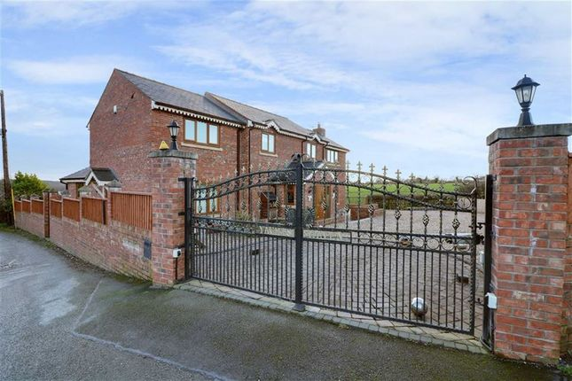 Thumbnail Detached house for sale in Ways Green, Winsford, Cheshire