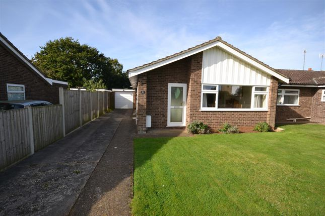Thumbnail Semi-detached bungalow for sale in Grovelands, Ingoldisthorpe, King's Lynn