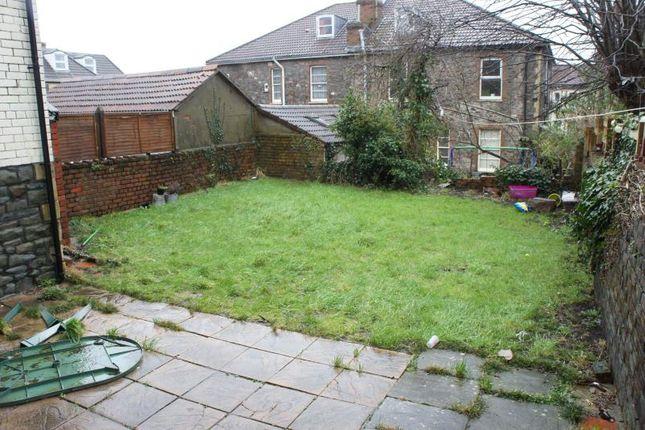 Garden of Walsingham Road, St Andrews, Bristol BS6