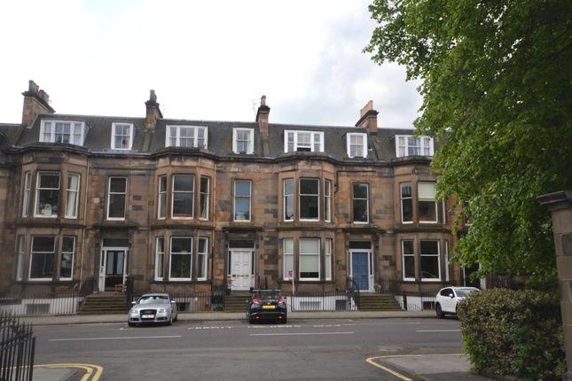 Thumbnail Flat to rent in Coates Gardens, Haymarket, Edinburgh