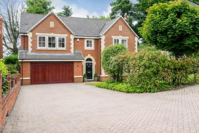Thumbnail Detached house for sale in Whirlow Grange Avenue, Sheffield, South Yorkshire