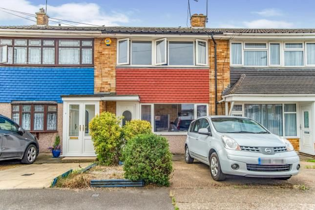 3 bed terraced house for sale in Tilbury, Thurrock, Essex RM18