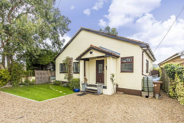 Thumbnail Bungalow for sale in Thames Meadow, Shepperton
