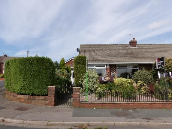 Thumbnail Bungalow for sale in Meads Grove, Farnworth, Bolton, Greater Manchester