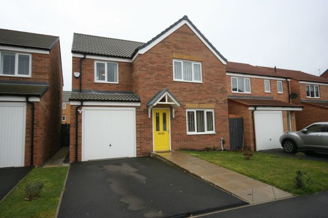 Thumbnail Detached house for sale in Scholars Rise, Middlesbrough