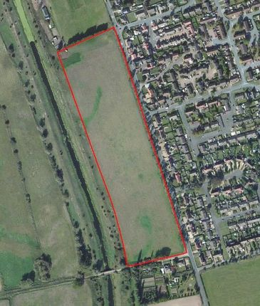 Thumbnail Land for sale in Land West Of Eriswell Road, Lakenheath, Suffolk