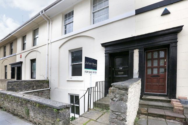 Thumbnail Terraced house for sale in Clarence Place, Stonehouse, Plymouth