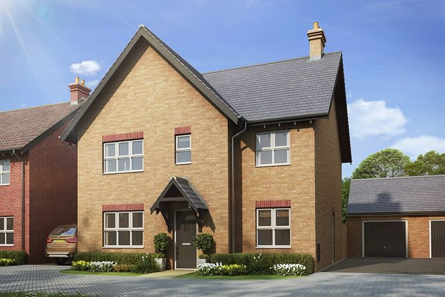 """Thumbnail Detached house for sale in """"The Corfe """" at Bannold Road, Waterbeach, Cambridge"""