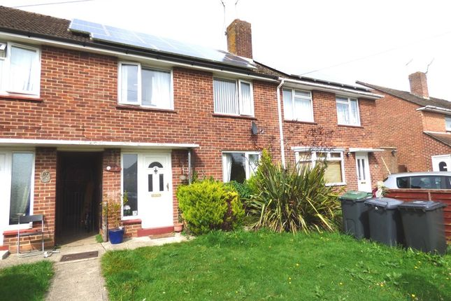 Thumbnail Terraced house to rent in Stockheath Way, Havant, Portsmouth