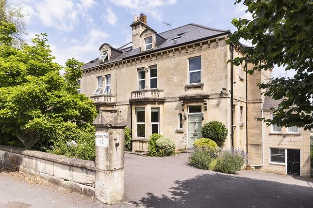 Thumbnail Semi-detached house for sale in Upper Oldfield Park, Bath