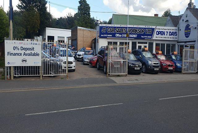 Thumbnail Parking/garage for sale in Gateford Road, Worksop