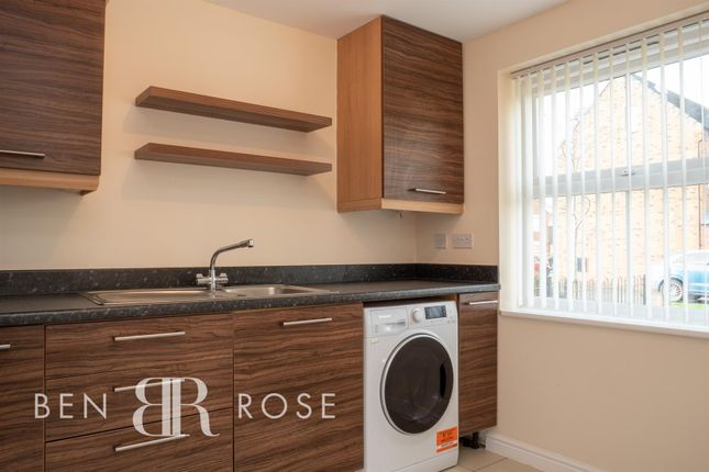 Kitchen of Parish Gardens, Leyland PR25