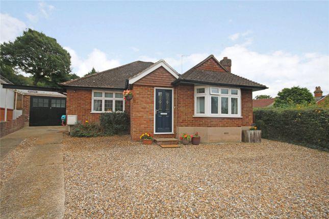 Thumbnail Detached bungalow for sale in Addlestone, Surrey