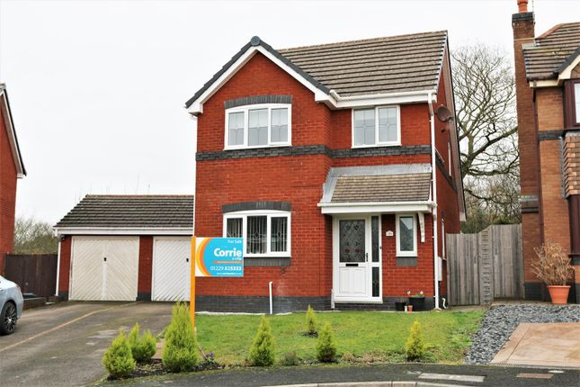 Thumbnail Detached house for sale in Shelley Drive, Barrow-In-Furness