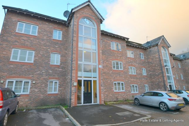 Thumbnail Flat to rent in 10 The Horizons, Moss Lane, Bolton