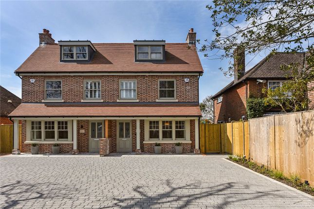 4 bed semi-detached house for sale in Broyle Road, Chichester, West Sussex PO19