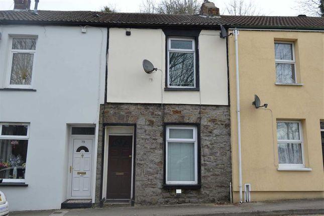 Thumbnail Terraced house for sale in The Grawen, Merthyr Tydfil