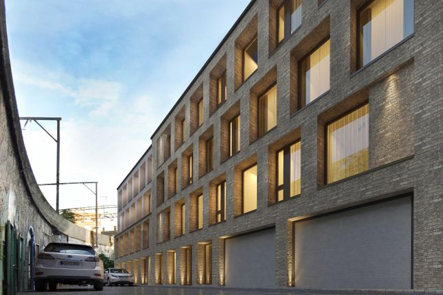 Thumbnail Flat for sale in The Linkings, 12 Andre Street, Hackney