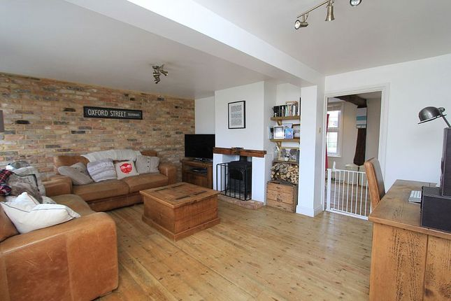 Thumbnail Terraced house for sale in St. Patricks Row, Rodmersham Green, Rodmersham, Sittingbourne, Kent