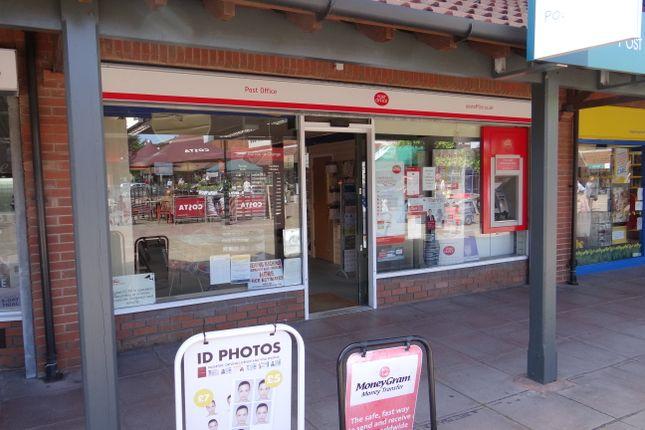 Thumbnail Retail premises for sale in Cenre Way, Locks Heath, Southampton