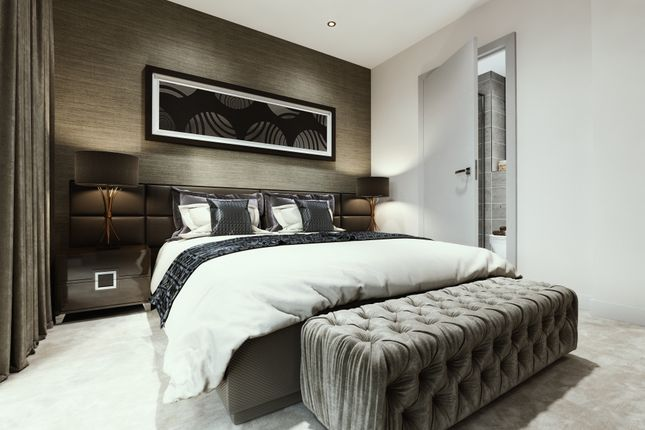 Thumbnail Flat for sale in Cooks Road, Stratford, London