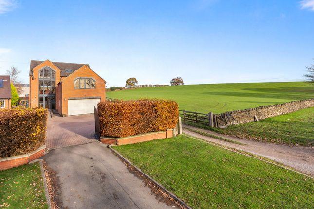 Thumbnail Detached house for sale in Land & Newbridge Road, Ambergate, Belper