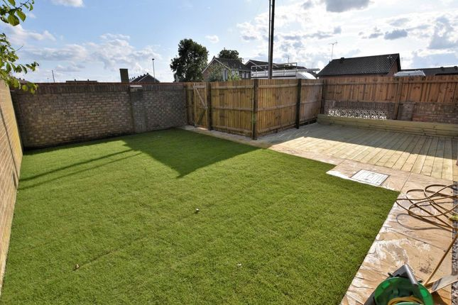 Garden 2 of Lawson Avenue, Stanground, Peterborough PE2