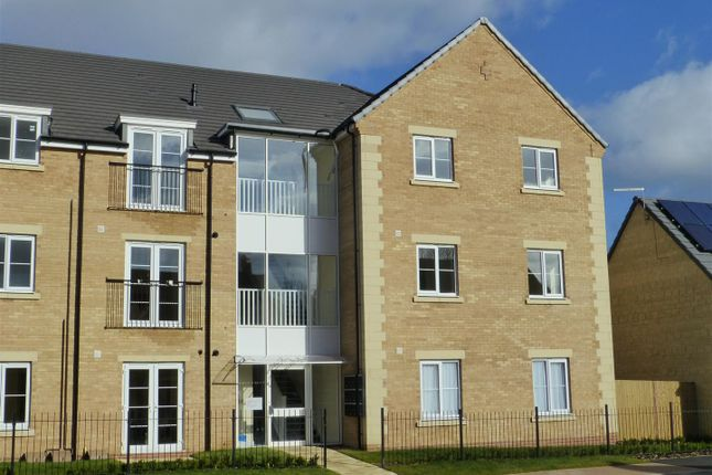 Thumbnail Flat to rent in Stud Road, Barleythorpe, Oakham