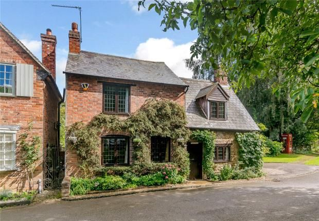 Thumbnail Detached house for sale in Hellidon, Daventry, Northamptonshire