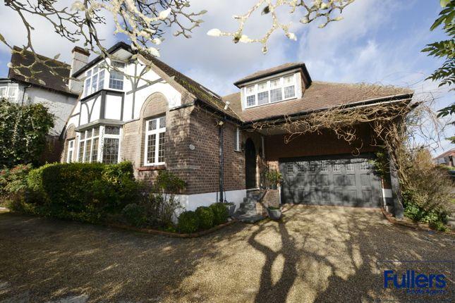 Thumbnail Detached house for sale in Vera Avenue, Grange Park