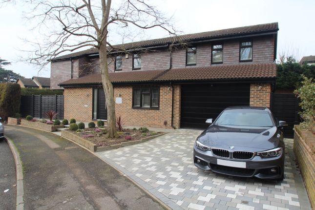 Thumbnail Detached house to rent in Penn Gardens, Chislehurst