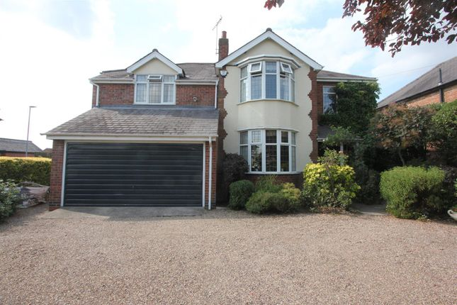 Thumbnail Detached house for sale in Butt Lane, Hinckley
