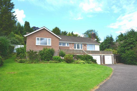 Thumbnail Detached bungalow for sale in Ashley, Tiverton