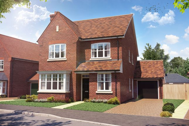 Thumbnail Detached house for sale in The Hazel, The Maltings, Benner Lane, West End, West End, Surrey