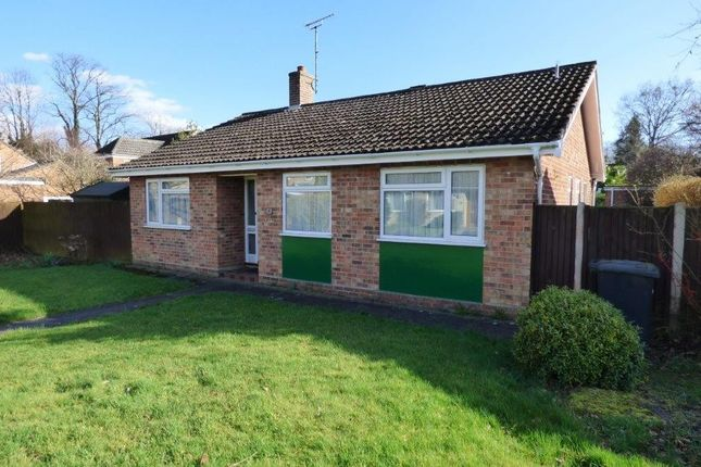 3 bed detached bungalow for sale in Curlew Green, Lowestoft