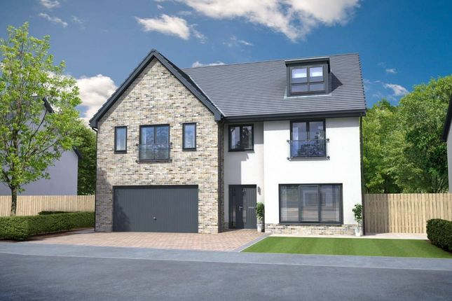 """Thumbnail Detached house for sale in """"Nasmyth Grand"""" at Malletsheugh Road, Newton Mearns, Glasgow"""