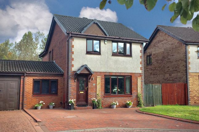 Thumbnail Link-detached house for sale in Eriskay Drive, Old Kilpatrick, West Dunbartonshire