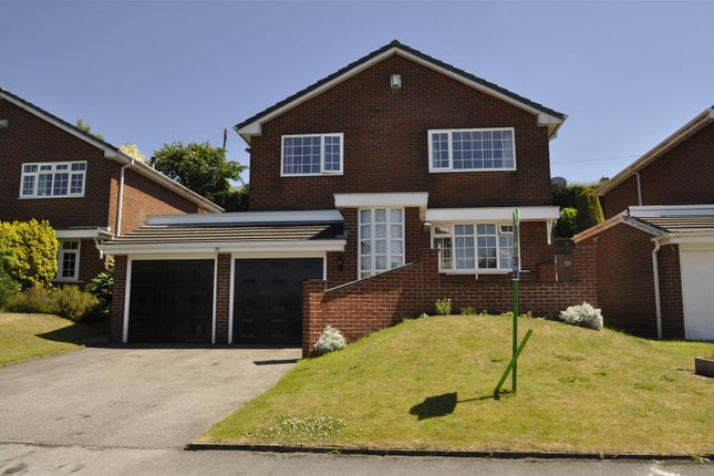 Thumbnail Detached house for sale in Bucklow Close, Mottram, Hyde