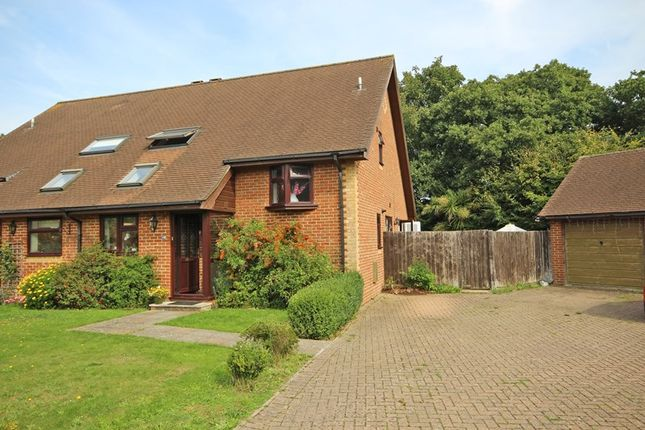 4 bed semi-detached house for sale in Yerville Gardens, Hordle, Lymington