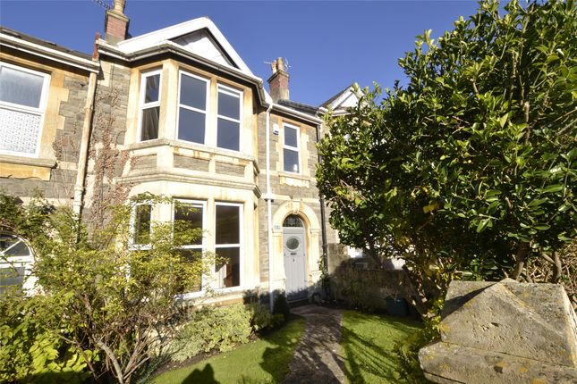 4 bed terraced house for sale in Longfellow Avenue, Bath, Somerset