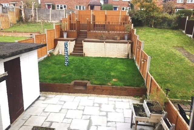 Thumbnail Terraced house to rent in Valley Rise, Watford