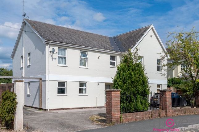 Thumbnail Flat for sale in Libertus Road, Cheltenham