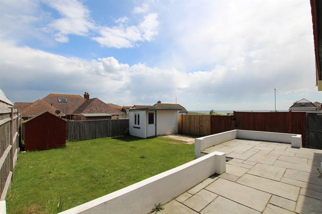 Thumbnail Bungalow for sale in Lincoln Avenue, Telscombe Cliffs, Peacehaven