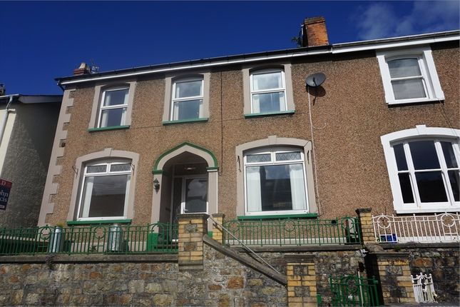 Thumbnail End terrace house to rent in Church Road, Goodwick, Pembrokeshire