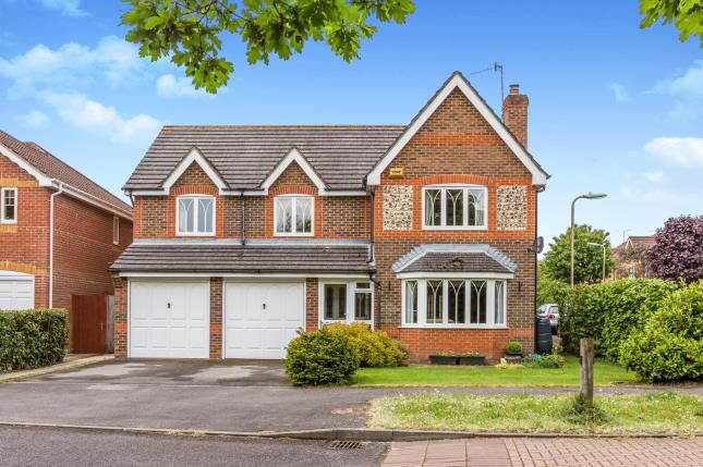 Thumbnail Detached house for sale in Chandlers Ford, Hampshire, .