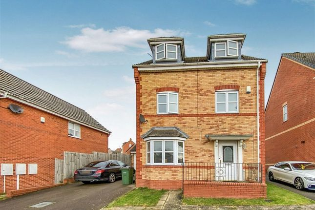 Thumbnail Detached house for sale in Pipistrelle Way, Oadby