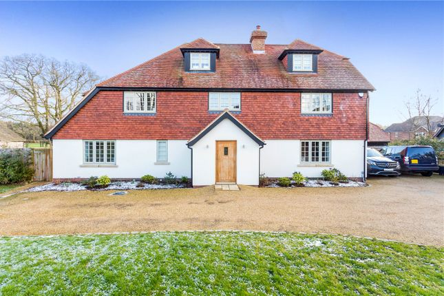 Thumbnail Detached house for sale in Hurstwood Lane, Haywards Heath, West Sussex