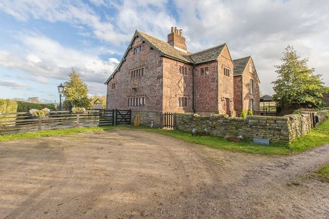 Thumbnail Detached house for sale in Copyhold Farm, Carr House Lane, Wigan