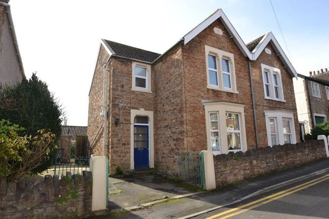 Thumbnail Property to rent in Roath Road, Portishead, Bristol