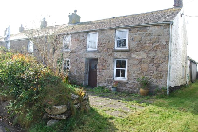 Thumbnail End terrace house for sale in Sheffield, Paul, Penzance